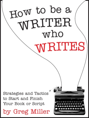 How To Be A Writer Who Writes (cover art by David Janik)