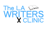 LA WRITERS CLINIC LOGO